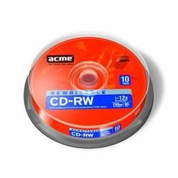CD-RW 700MB 12x 10db/henger