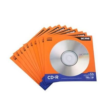 CD-R 700MB 52x Papír tok