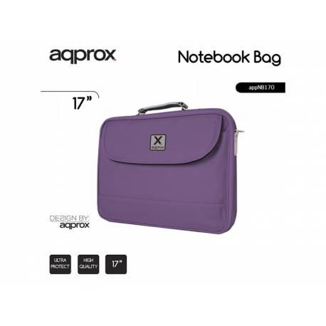 """appNB17P Notebook táska 17"""",lila"""