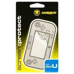 Snakebyte WiiU kijelzővédő