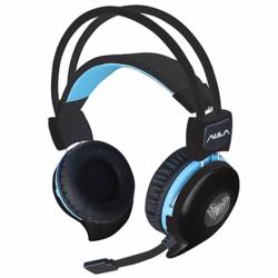 AULA Succubus gaming mikrofonos fejhallgató