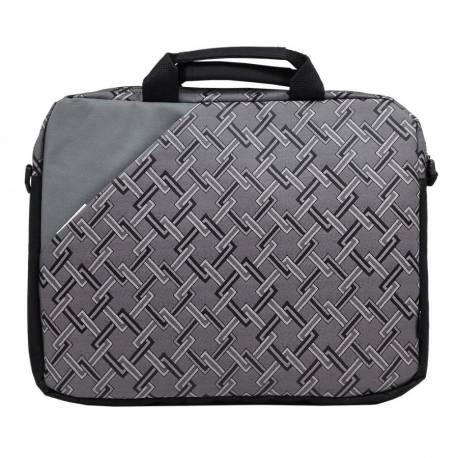"""Sbox PARIS NCS-031S notebook táska 15,6"""",ezüst"""