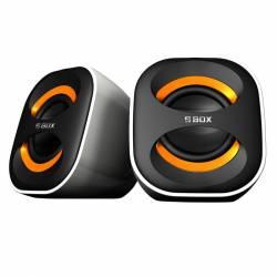 Sbox E2N 2.0 hangszóró,4W