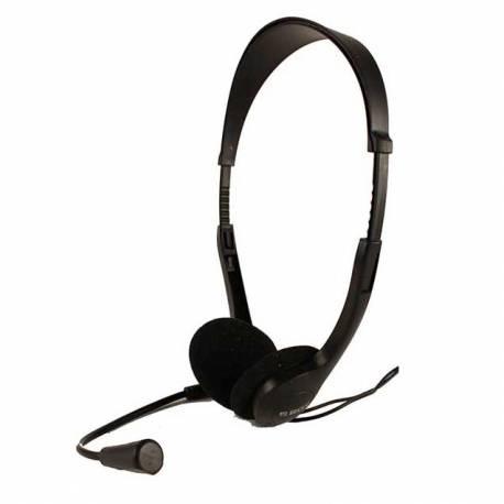 CD-602 Mikrofonos fejhallgató