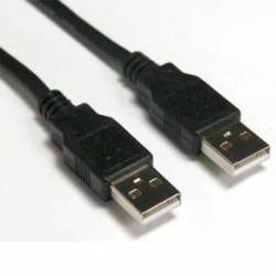 Sbox USB A - A M/M kábel -2M
