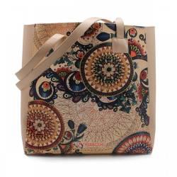 """Sbox Prága NBA-0096 női notebook táska 14,1"""",bézs"""