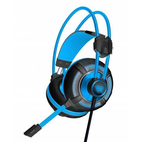 AULA Spirit Wheel Rezgő gaming mikrofonos fejhallgató 3d159e108f