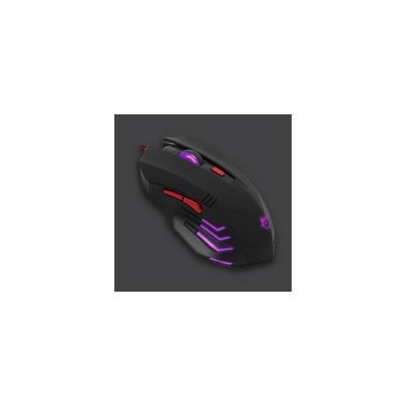 White Shark GM-1602 HANNIBAL gaming egér,fekete, 3200dpi