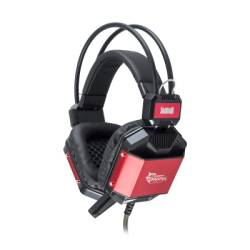 White Shark GH-1646 JAGUAR gaming fejhallgató,fekete/piros