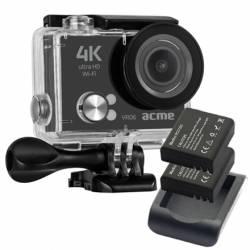 ACME VR06 Ultra HD 4k, Akció és sport kamera, WiFi, LCD