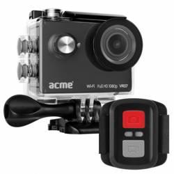 ACME VR301 Ultra HD 4k, Akció és sport kamera+REMOTE, WiFi, LCD