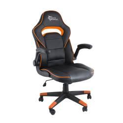 White Shark SHEBA Gamer szék,fekete/narancs