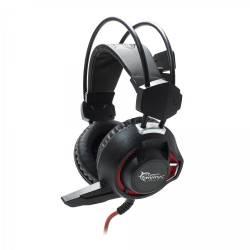 White Shark GH-1842 LEOPARD gaming fejhallgató,fekete