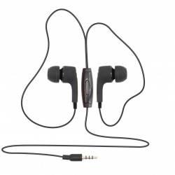 Sbox EP-791B Fülhallgató mikrofonnal, fekete