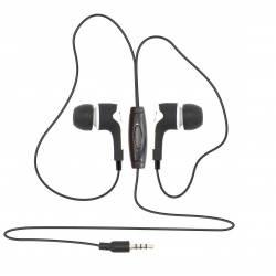 Sbox EP-791W Fülhallgató mikrofonnal, fehér
