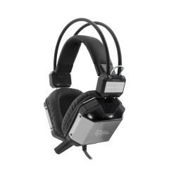 WHITE SAHRAK JAGUAR GH-1646B/S gamer 7.1 fejhallgató
