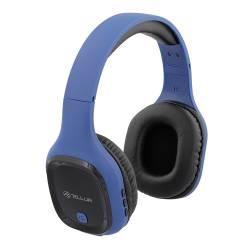 TELLUR PULSE TLL511281 Bluetooth fejhallgató mikrofonnal, kék