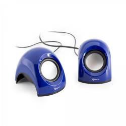 Sbox SP-092BL 2.0 hangrszóró 6W, kék