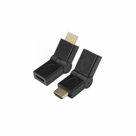 Sbox AD.HDMI-180 HDMI 180°-ban elforgatható adapter