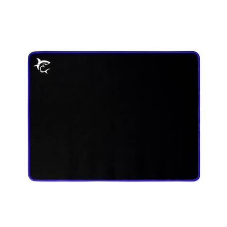 White Shark GMP-2103 BLUE-KNIGHT fekete/kék gamer szövet egérpad 400x300mm