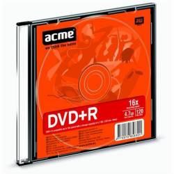 DVD+R 4,7GB 16x Vékony tok